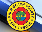 Firefighters extinguish fire in Lake Worth