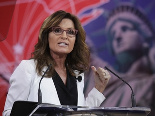 Sarah Palin claims comedian duped her