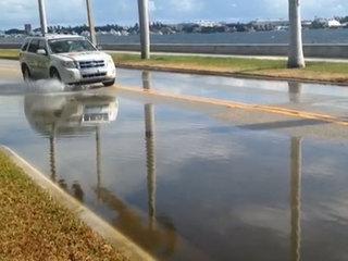 Study: Sea-level rise could impact PBC homes