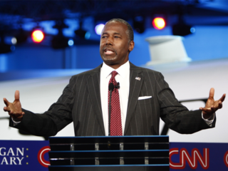 No role for Carson in Trump administration
