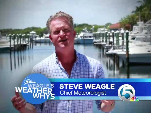 Weagle's Weather Whys - Sunburn on a cloudy day