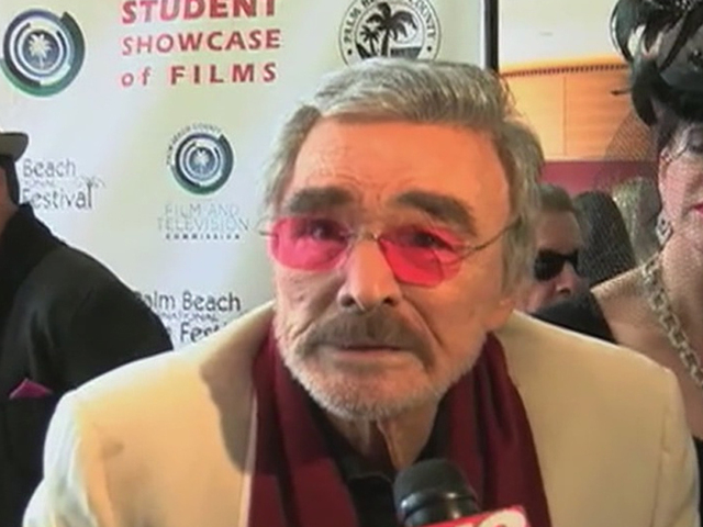 Report: Funeral held in WPB for Burt Reynolds