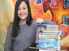 14-year-old uses her illness to help sick kids