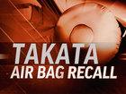 Takata adds 3.3M air bag inflators to recall