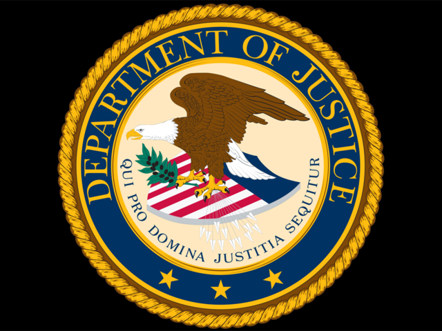 Jupiter man's company sues US Dept. of Justice