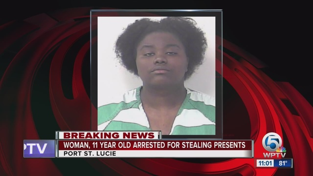 adult child steal christmas presents from home port st lucie police say - Stealing Christmas