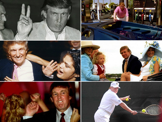 Donald Trump's past, future in Palm Beach