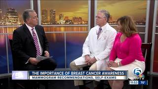 Doctor addresses mammogram confusion