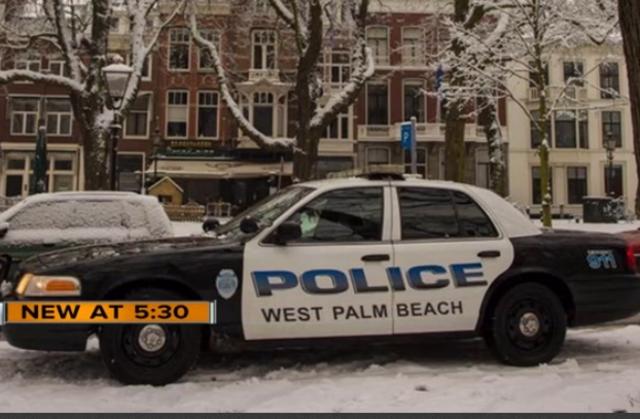 Police Car Replicas A Growing Hobby Overseas