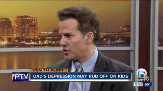 Dr. Soria: Dad's depression affects children
