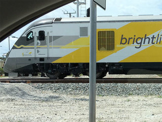 Brightline train kills pedestrian in Boynton