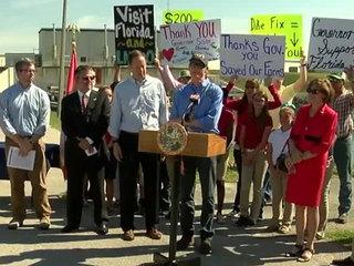 Gov. Scott signs bill for reservoir