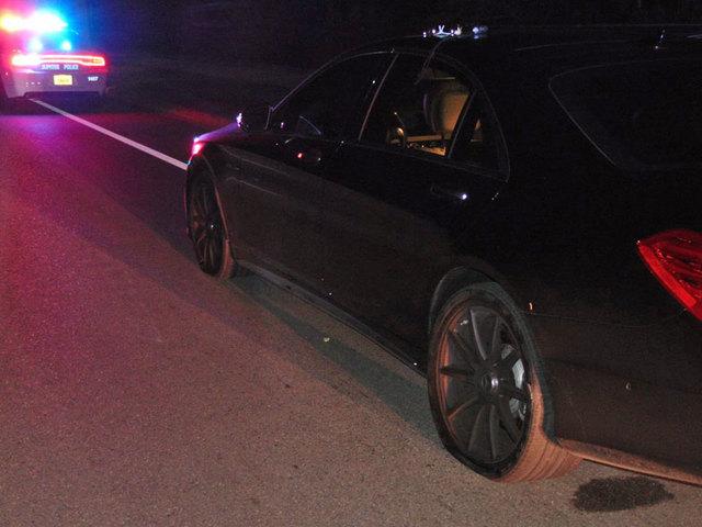Jupiter Police Release Tiger Woods DUI Arrest Video Wptvcom - Car show jupiter fl