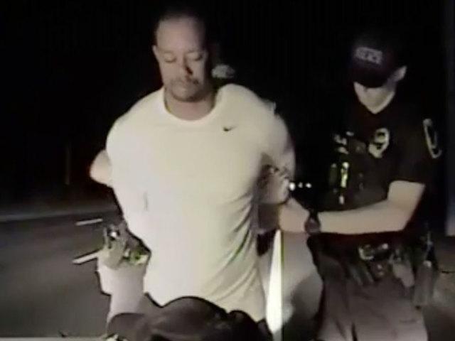 Jupiter police release Tiger Woods' DUI arrest video ...
