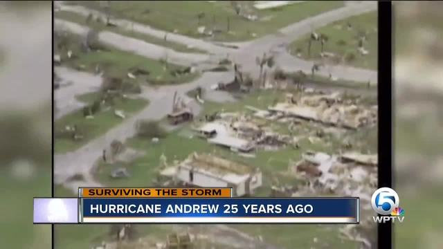25th anniversary of Hurricane Andrew