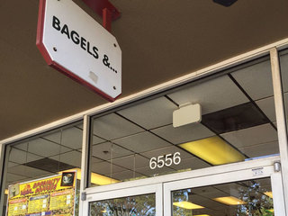 Bagels & on Hypoluxo Road was temporarily closed