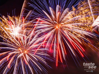 2017 South Florida Fireworks Show Guide