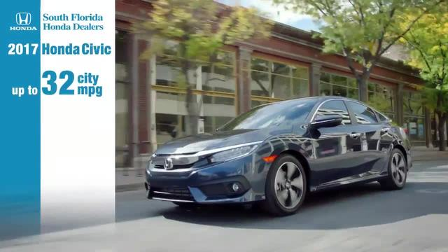 Honda Civic- Great looks- packed with technology and affordable