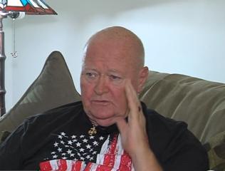 Fireworks trigger PTSD in some veterans