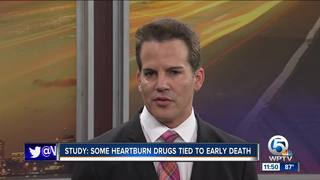 Dr. Soria: Heartburn drugs cause early death?