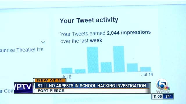 St. Lucie School District Twitter account compromised, district says