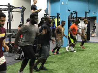 NFL star from Pahokee hosts youth summer camp