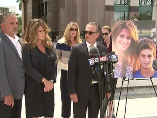 Mother of Perry Cohen files wrongful-death suit