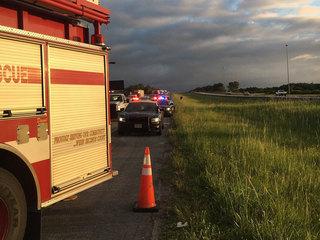 1 critical in I-95 SB crash near Hobe Sound