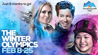 100 days until Winter Olympics in S. Korea