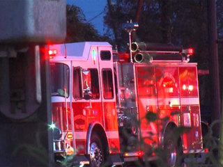 Crews extinguish two-alarm fire in South Bay