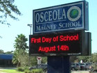 Osceola Magnet classrooms reopen after mold
