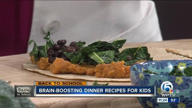 Brain boosting dinner recipes for kids wptv brain boosting dinner recipes for kids forumfinder Choice Image