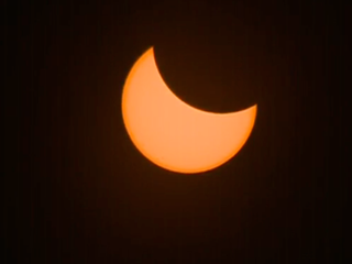 Eclipse turns day into night across the US