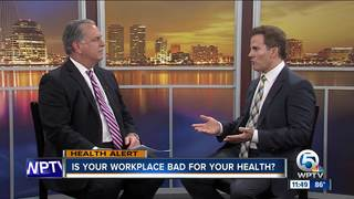 Dr. Soria: Is workplace bad for your health?
