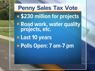 Martin County voters to decide on tax increase