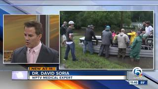 Dr. Soria: Health dangers of flooding