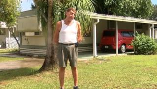 Residentes de casas móviles, temen paso de Irma