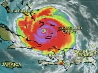 La pista del Huracán Irma