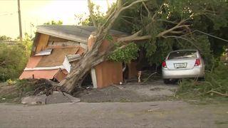 Belle Glade hit hard by Hurricane Irma