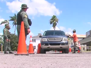 Belle Glade cleans up after the storm