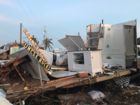 US hits record for costly weather disasters