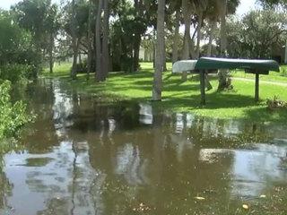 Martin County warns of flooding threats