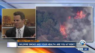 Dr. Soria: What's the health risks from smoke?
