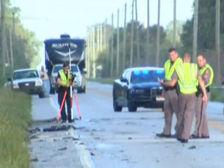 Victim in 5-vehicle crash near Indiantown ID'd