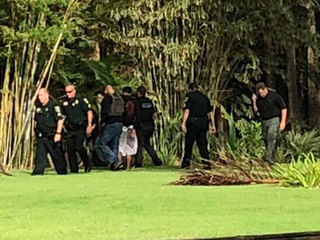 Armed carjacking suspects captured in Palm City