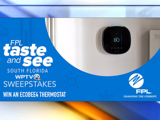 Win an ECOBEE4 smart thermostat from FPL