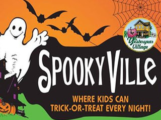 Spookyville opens Friday at Yesteryear Village