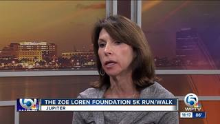 Zoe Loren Foundation 5K Run/Walk on Nov. 12