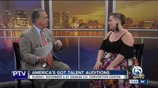 'America's Got Talent' auditions in Orlando