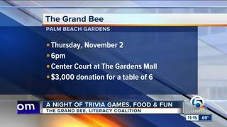 Grand Bee trivia event Nov. 2 at Gardens Mall